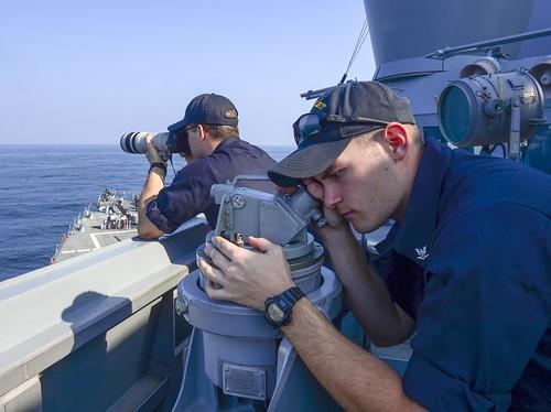 USS Sterett (DDG 104)_150207-N-GW139-033   by U.S. Naval Forces Central Command/U.S. Fifth Fleet