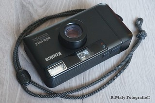 Konica BM302 Big Mini | by René Maly