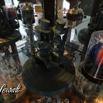 東京ディズニーランド 初期ブロンズ像(青銅色) ミッキー&ドナルド