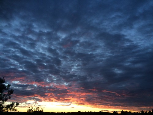 california pink sunset sky color nature beautiful yellow clouds landscape monterey gray iphone5s