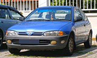 1996 Proton Satria