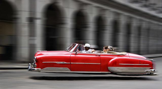 Cruising Havana