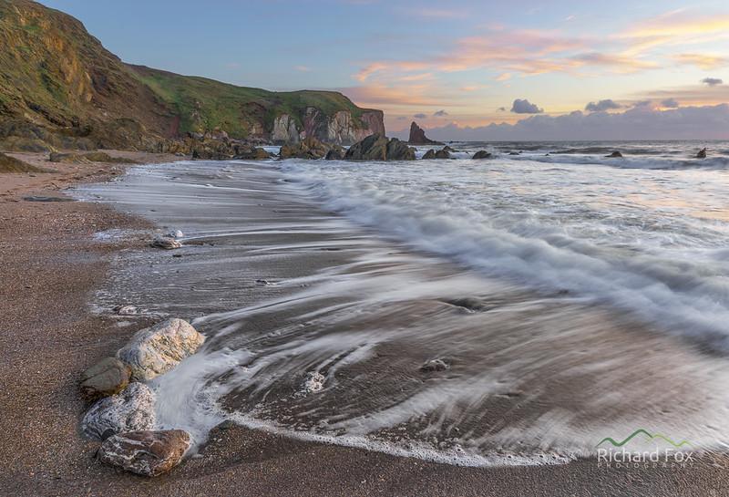 Bantham Spring tide