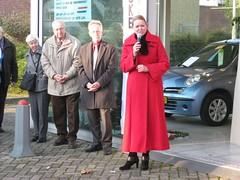 mevr. van Haren, geduputeerde van Prov. Gelderland