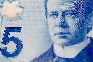Stock Photography - Canadian Money | by Katherine Ridgley