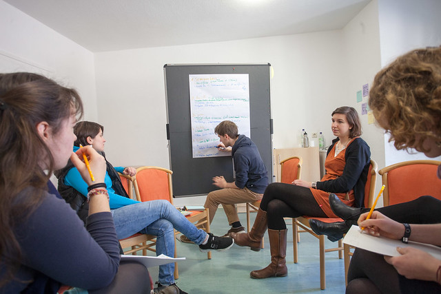 Vorbereitungsseminar Kulturweit