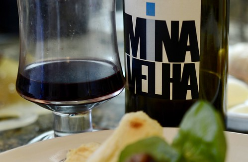 Mina Velha, Red Wine Portugues
