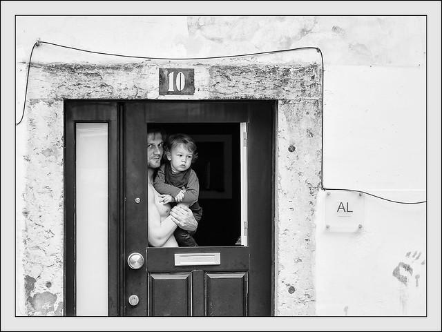 Man and Child.