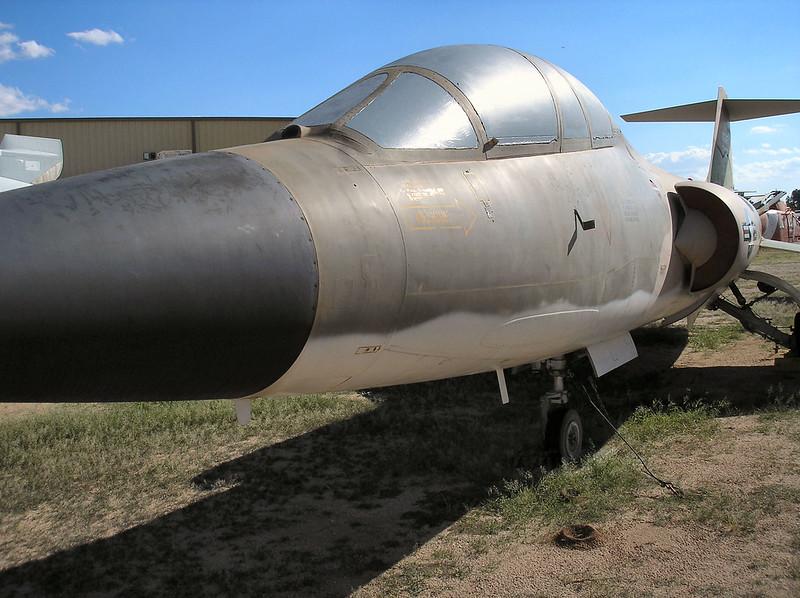 F-104D Starfighter 4
