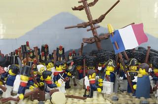 Vive l'Empereur!   200 years ago today: Karl von Steuben's p