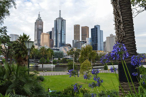 Central Melbourne | by Francisco Anzola