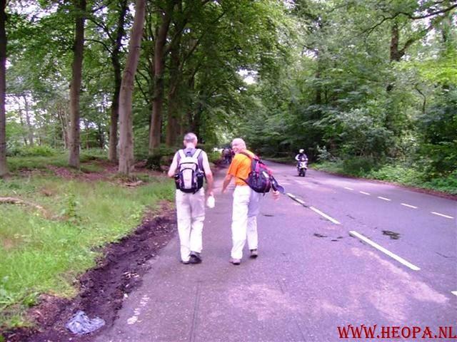 1e dag Amersfoort  40 km  22-06-2007 (52)