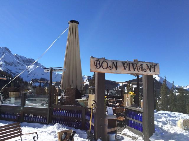 木, 2015-01-22 11:21 - Bon Vivant Restaurant