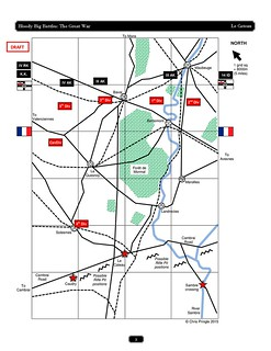 Le Cateau scenario map | by bbbchrisp