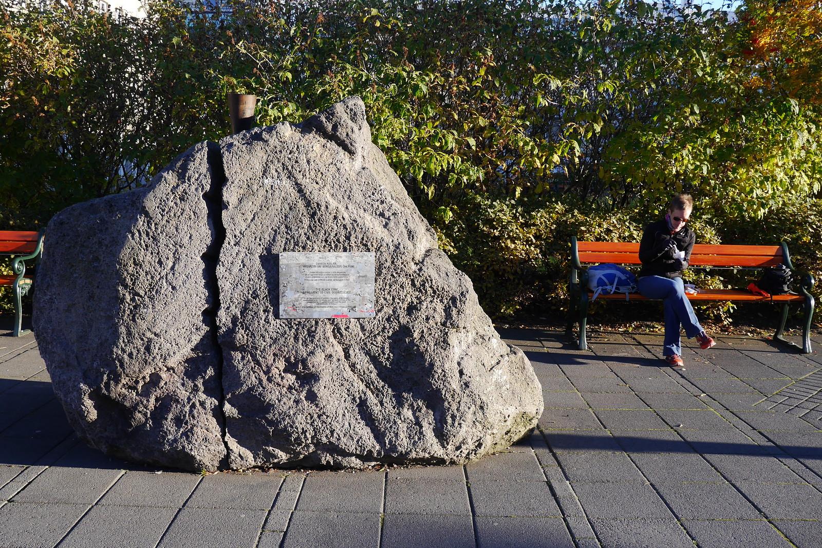 Black Cone Monument