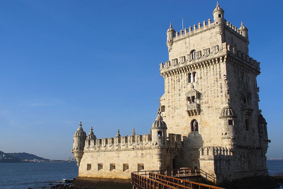 TORRE DE BELEM | La torre está situada en la desembocadura d… | Flickr