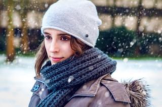 Mirka in Snow | by sicknotepix