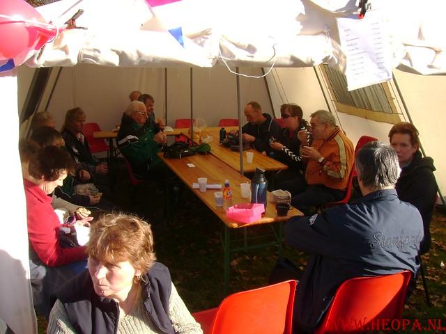 W.S.V.de Trekvogels 09-02-2008 15 Km  Apeldoorn (22)