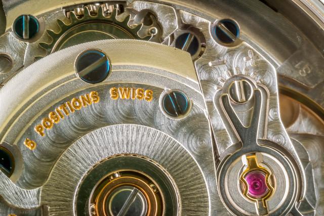 Wrist watch mechanisms