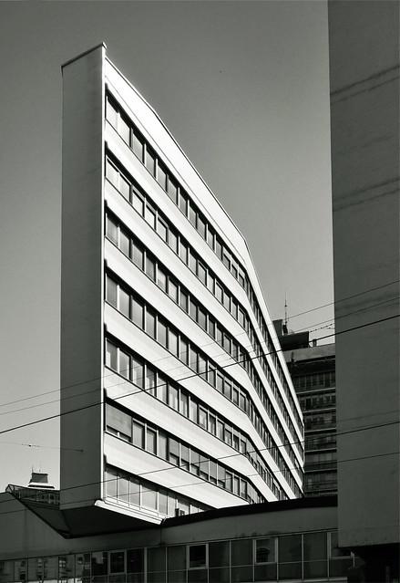 Corso Italia Housing / Luigi Moretti