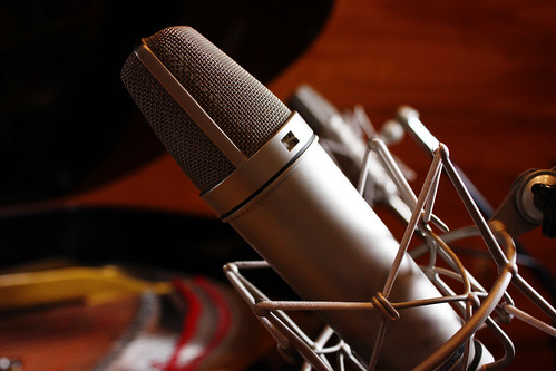 Neumann U87 Condenser Microphone | by Fire At Will [Photography]
