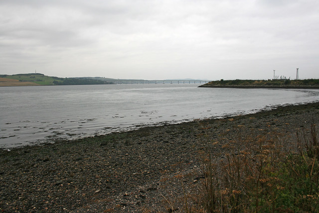 The Tay at Broughty Ferry