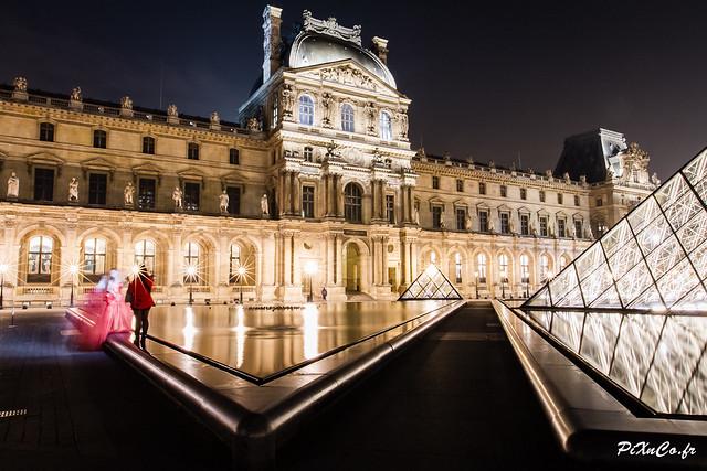 PiXnCo - Louvre