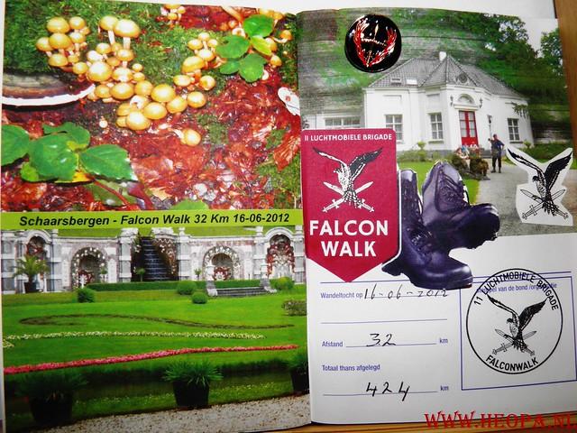 16-06-2012     Falcon - Walk     32 Km (148)