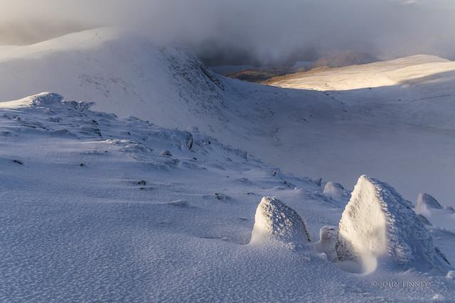 Frozen fells