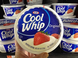 Cool Whip, by Kraft, 12/2014, by Mike Mozart of TheToyChannel and JeepersMedia on YouTube  #Cool #Whip | by JeepersMedia