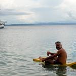 08 Viajefilos en Panama. Isla de Bocas 02