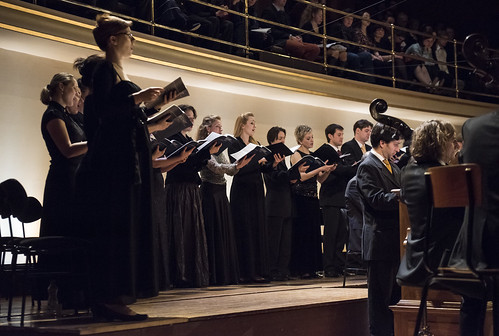 Collegium 1704 v Rudolfinu / Collegium 1704 in the Rudolfinum // 24.2.2015