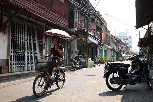 Chanthaburi city