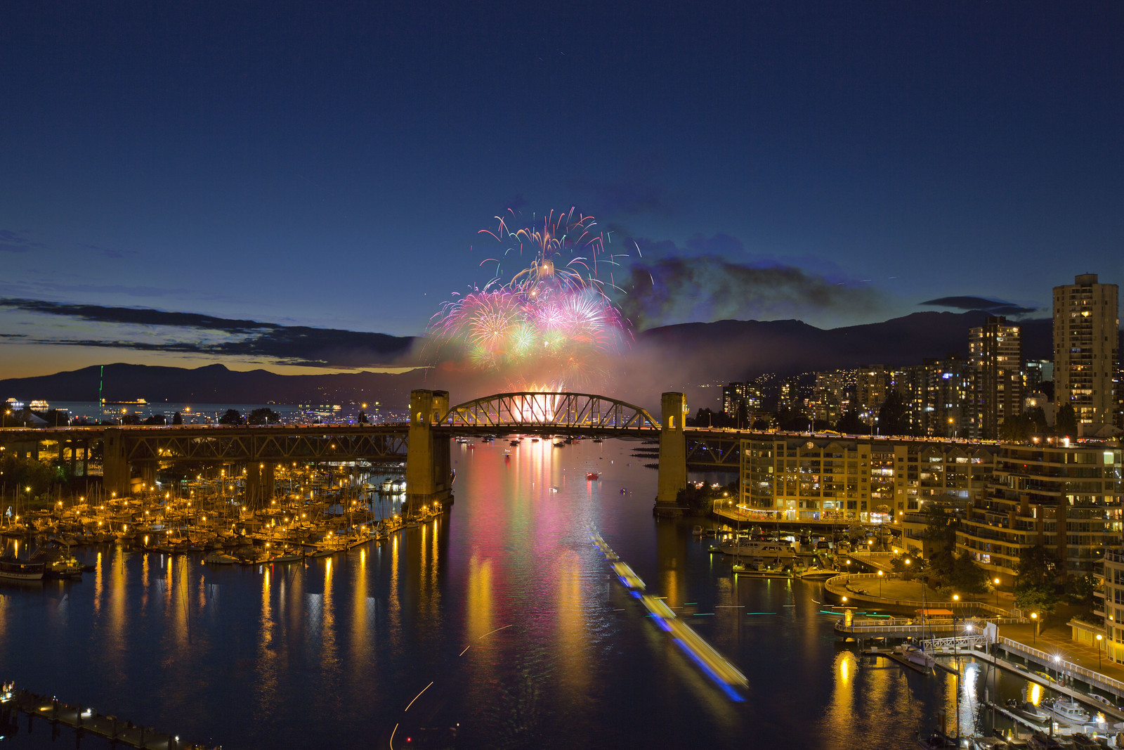 Celebration Of Light by Team Netherlands 2016