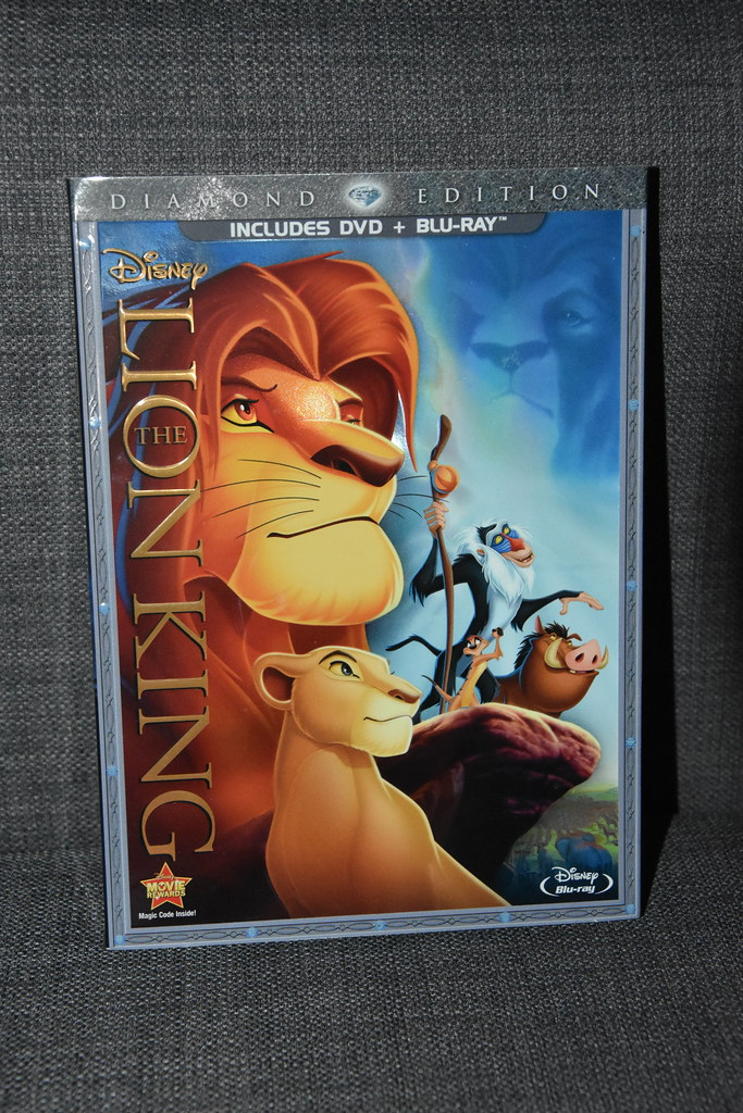2011 The Lion King Diamond Edition Dvd Blu Ray Combo Pack U S A Photo On Flickriver