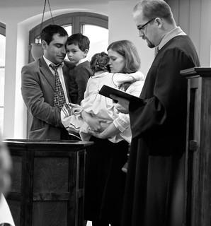 Taufe   by Selbständige evangelisch-reformierte Kirche