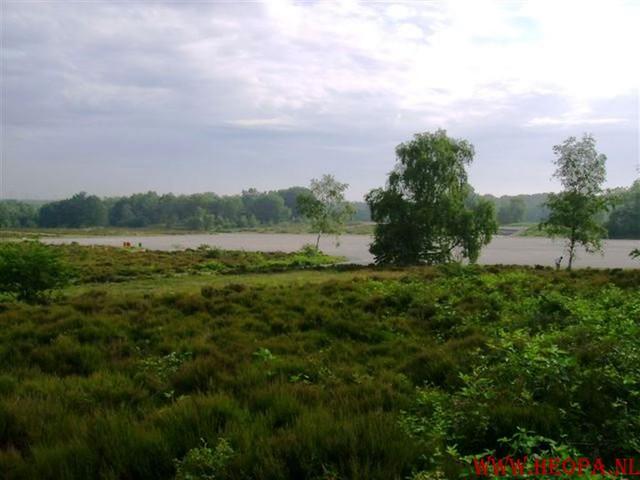1e dag Amersfoort  40 km  22-06-2007 (10)