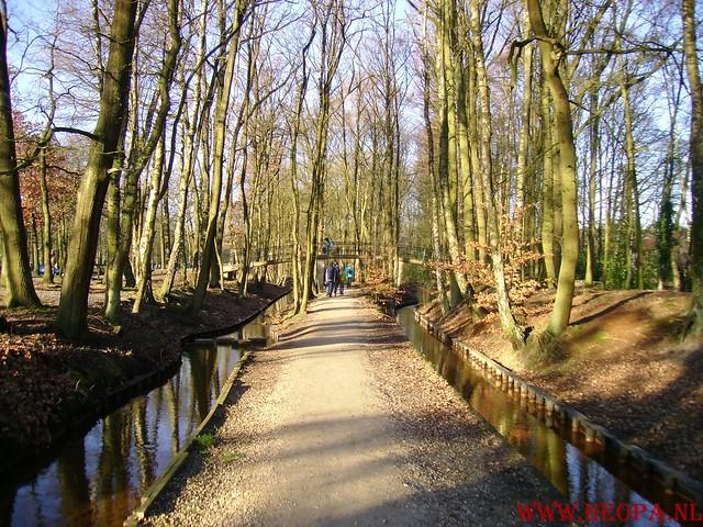 W.S.V.de Trekvogels 09-02-2008 15 Km  Apeldoorn (5)