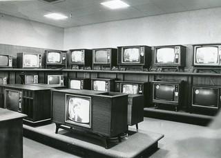 TV Department Eastlake Kmart Press Photo | by Phillip Pessar