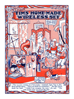 'Tim's home-made wireless set' | by totallymystified