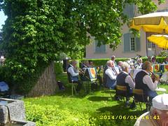 Konzert im Pflegeheim Steinhof 01.06.2014