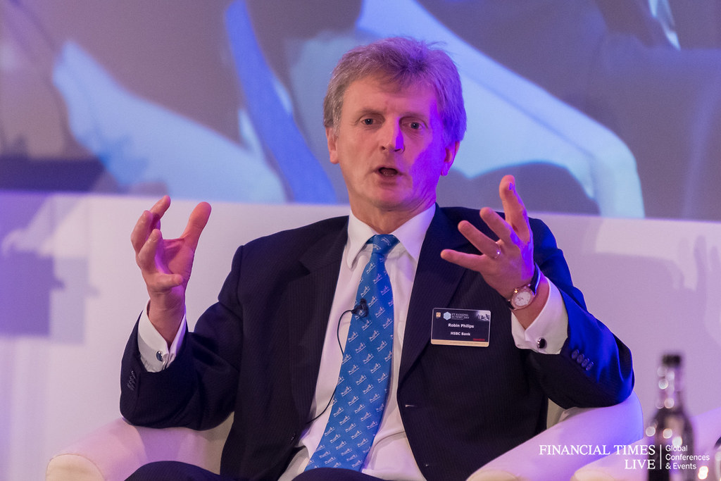 Robin Phillips, Global Head of Banking and Group General M