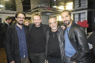 El 2 de desembre, la Fundació PIMEC i Numintec van voler fer balanç de l'any 2014 i presentar el curtmetratge El Corredor, en el qual la Fundació PIMEC hi participa, i que ha estat guardonat amb el premi al millor curtmetratge europeu al darrer Festival Internacional de Valladolid