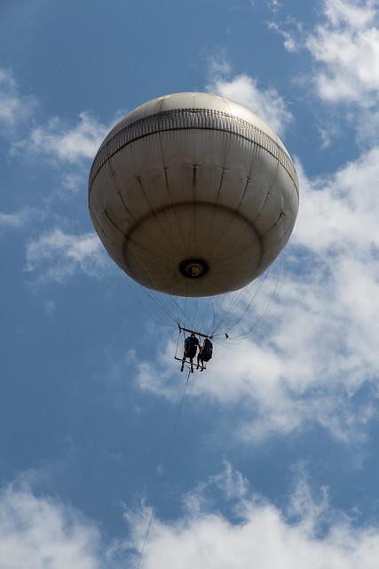 Czech Republic - Prague - Hot Air Balloon