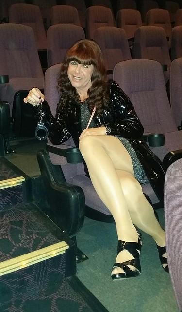 Fifty Shades of Grey!!  Movie Night!