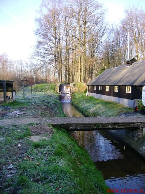W.S.V.de Trekvogels 09-02-2008 15 Km  Apeldoorn (2)