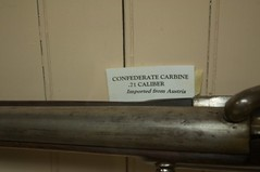 Pioneer Museum of Alabama - Confederate carbine