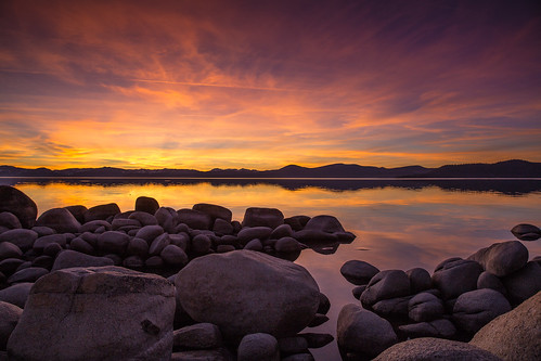 Tahoe Sunset | by Alex Shaw Photography