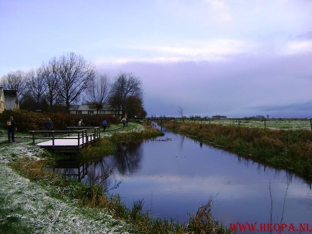 Baarn 40 Km    22-11-2008 (17)