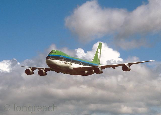 Aer Lingus B747 'EI-BED'